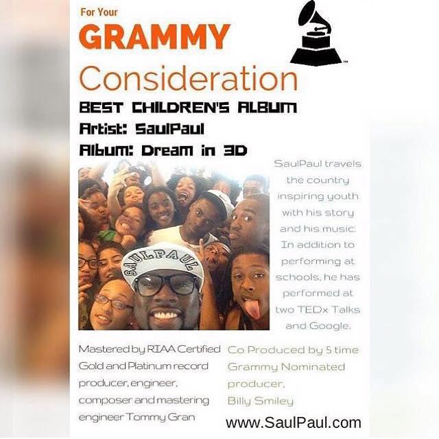 Grammy Flyer