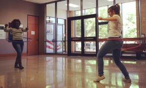 Hula Hoop Contest Angelo State University