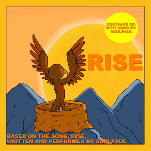 RISE Book Cover by SaulPaul