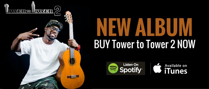 New Album: Tower to Tower 2 by SaulPaul, Available Now