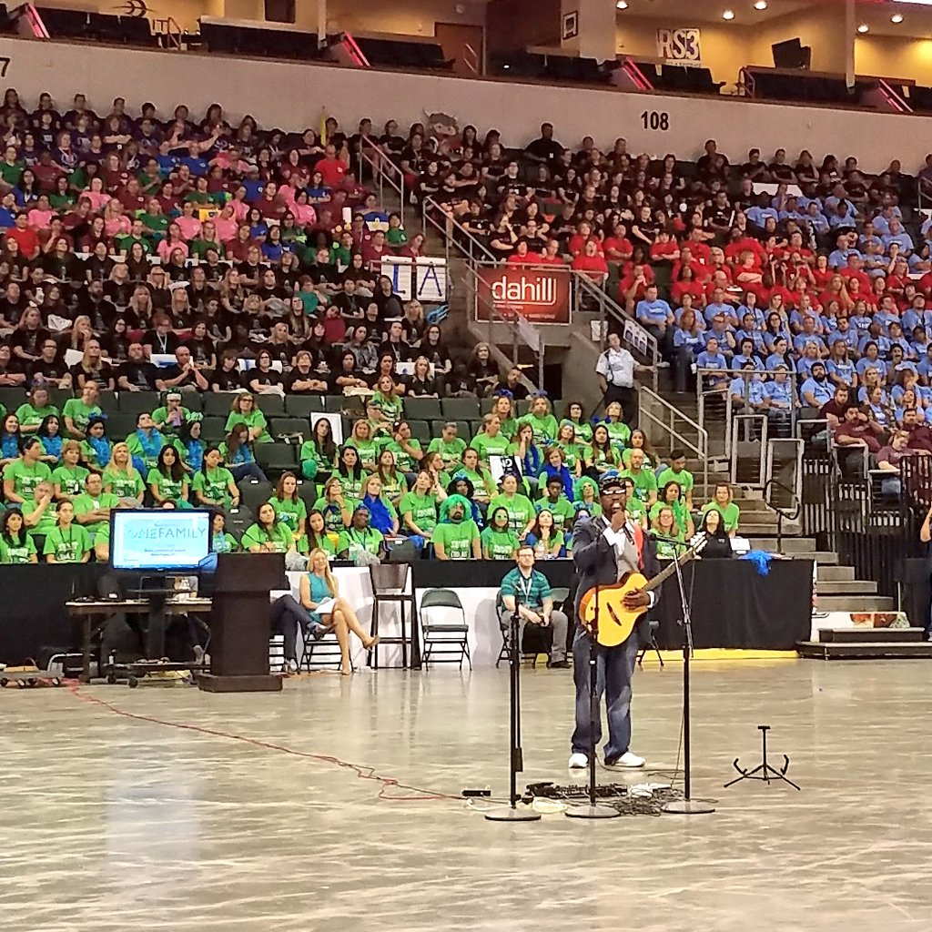 SaulPaul Kicks off School Year at the HEB Cedar Park Center!!!