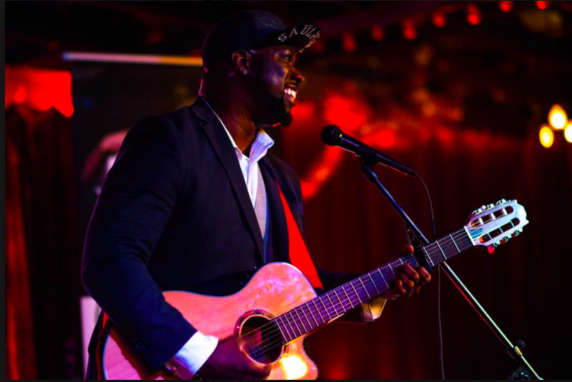 SaulPaul Performs at The 110th YWCA Anniversary at The Spiderhouse Ballroom