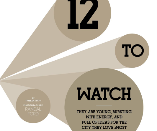 Tribeza Magazine Features SaulPaul in Top 12 to Watch