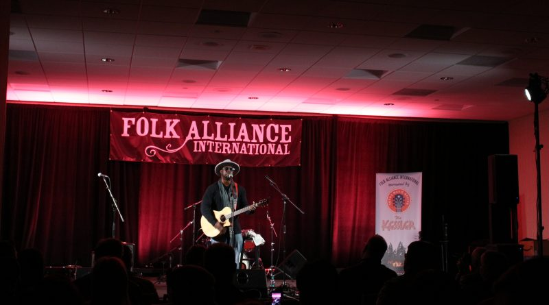 Highlights from The 2018 Folk Alliance International Conference