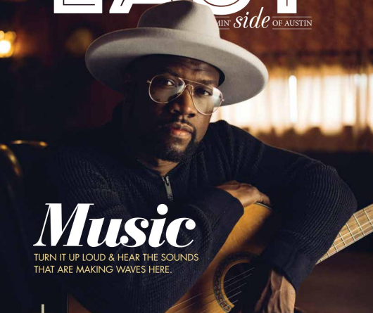 EASTside Magazine Features SaulPaul