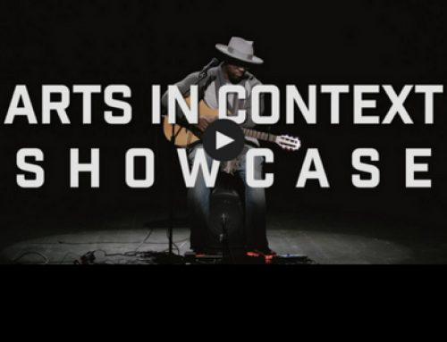 Arts in Context, PBS Features SaulPaul's Live Performance of Rise