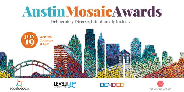 SaulPaul to MC Austin Mosaic Awards