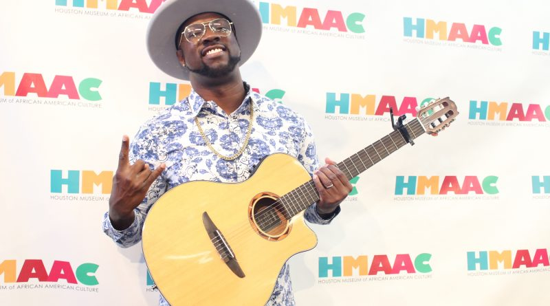 SaulPaul's Special Performance at the Art for Justice Forum