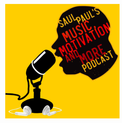 Introducing SaulPaul's Music, Motivation & More Podcast