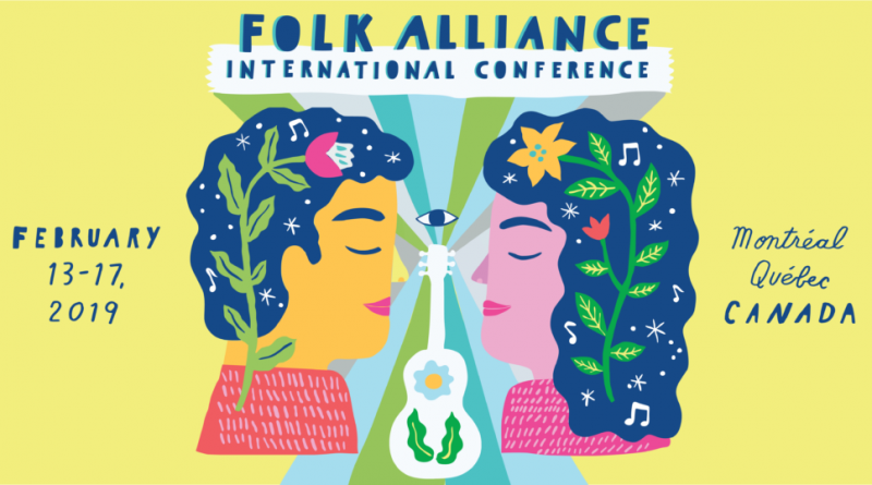 SaulPaul Travels to Folk Alliance International Festival 2019!