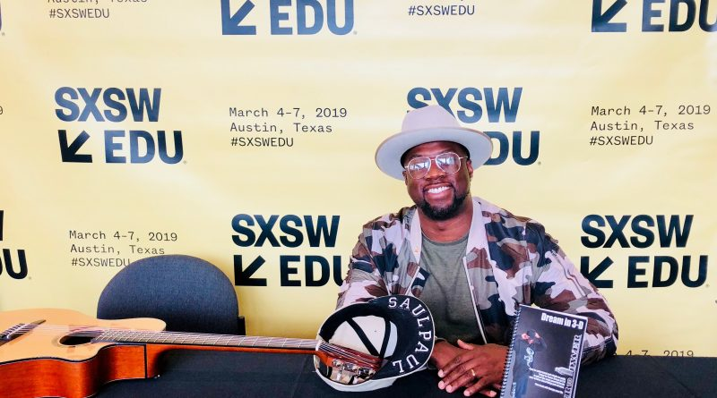SaulPaul at SXSW EDU: Book Signing, Freestyling & More!