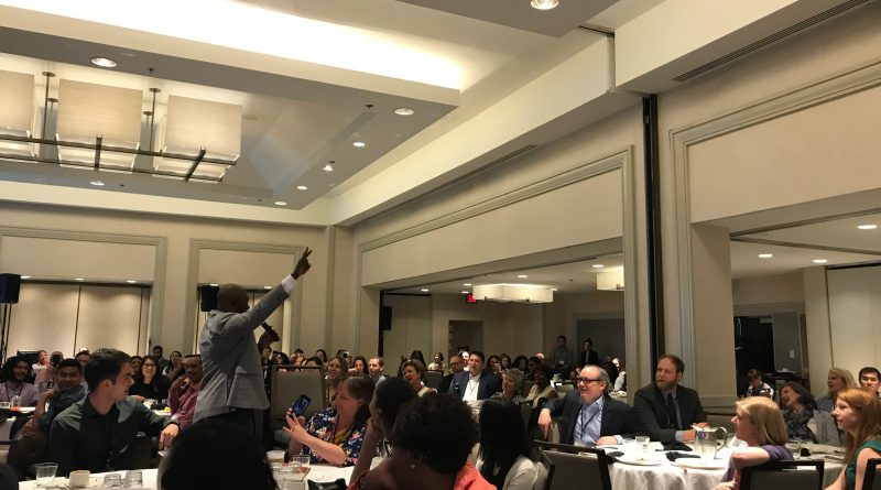 "SaulPaul Shines at Credit Builder's Alliance: ""What's Your Why?"""