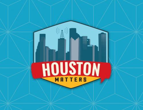 NPR show, Houston Matters, Invites SaulPaul to Share His Music and Story