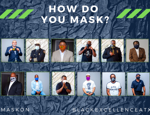 "SaulPaul along with Local Leaders Join Together to ""Mask On"""