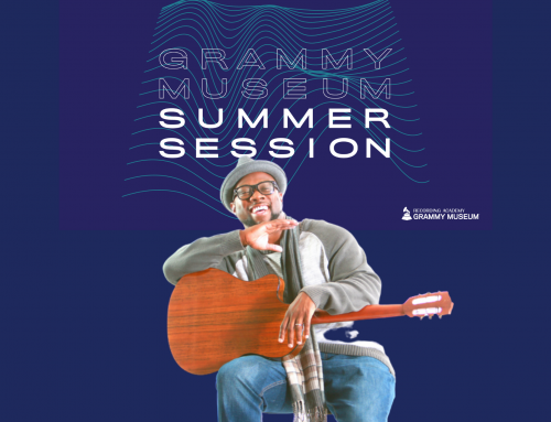 Grammy Museum Summer Session Gets a Sneak Peak at SaulPaul's New Album