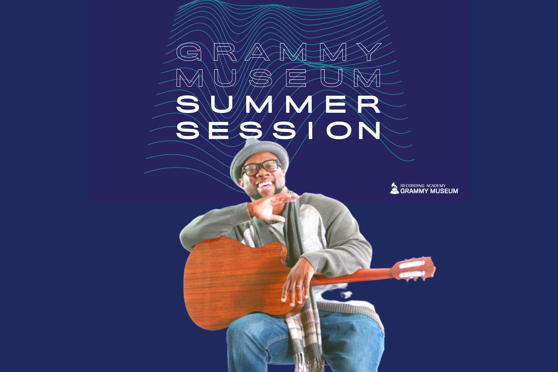 Grammy Museum Gets Sneak Peak of SaulPaul's New Album