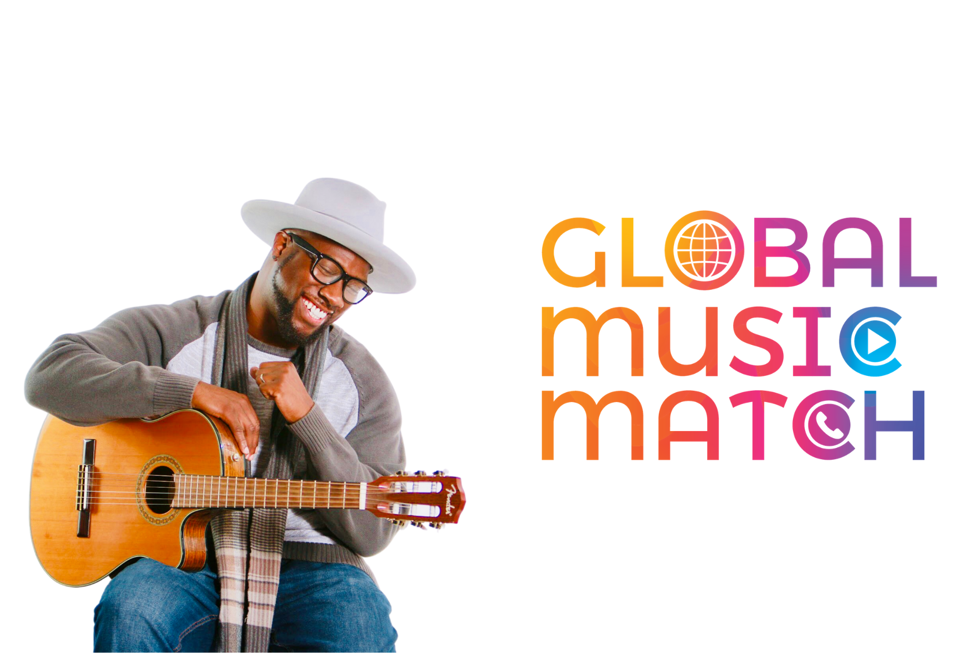SaulPaul Represents the U.S. in the Global Music Match