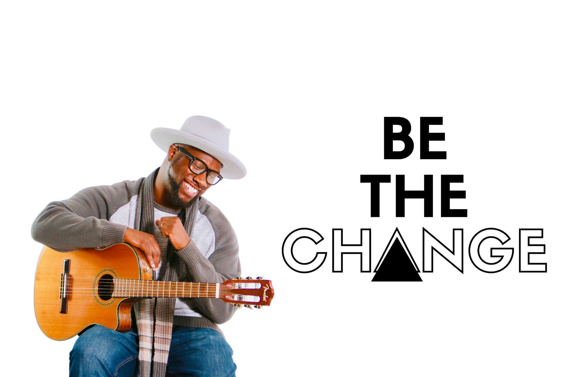SaulPaul's Be the Change Album Release Party