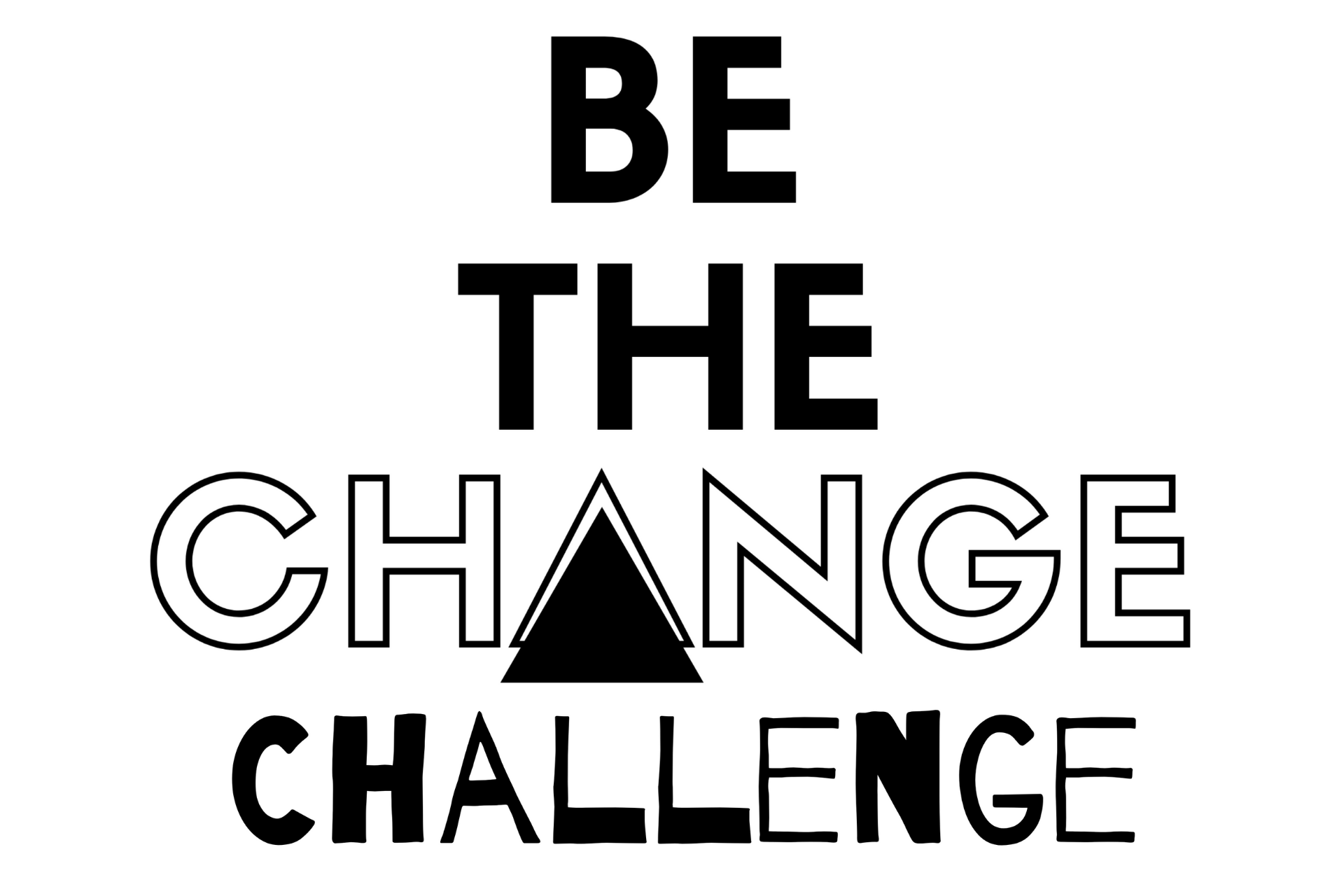 Join SaulPaul's Be the Change Challenge Now