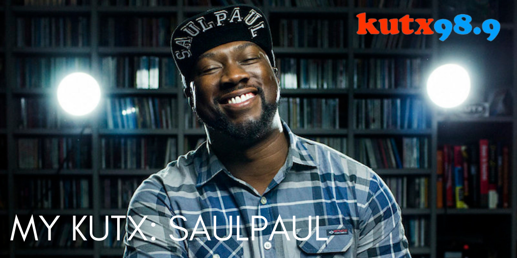 SaulPaul Guest Hosts My KUTX