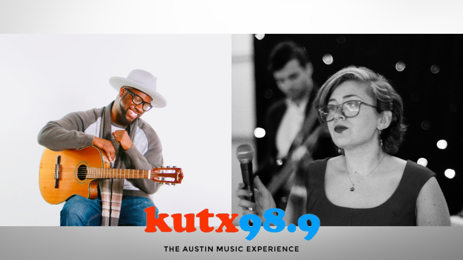 """KUTX Showcases """"Just Be,"""" A Global Music Match Collaboration"""